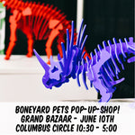 Boneyard Pets LIVE This Sunday, June 10th in NYC!