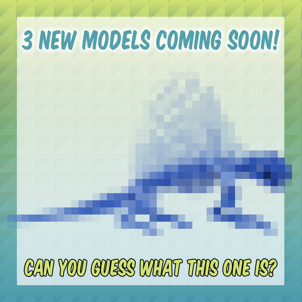 [2/3] New Models Coming Soon!