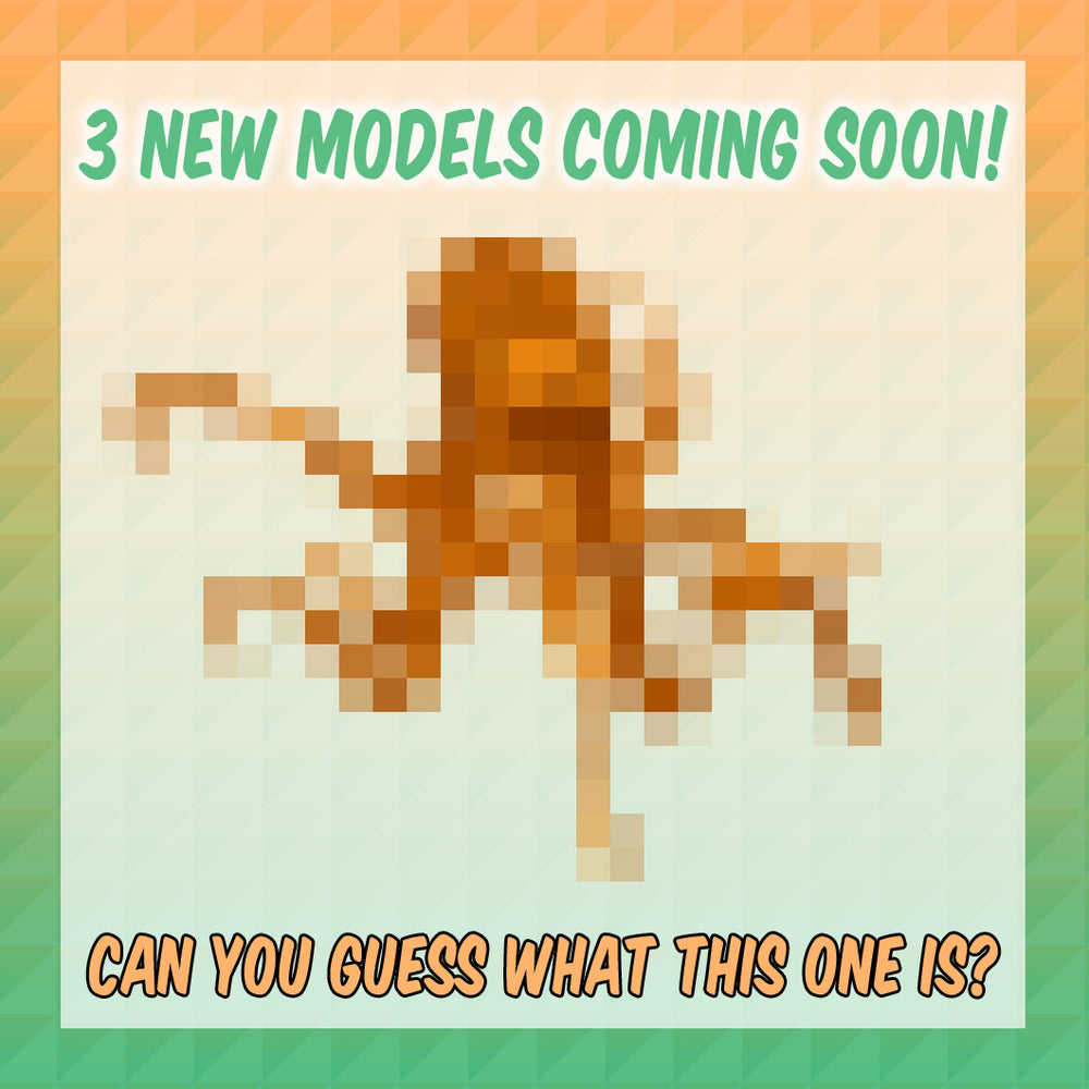 [3/3] New Models Coming Soon!