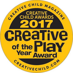 creative child award creative play of the year 2017 boneyard pets