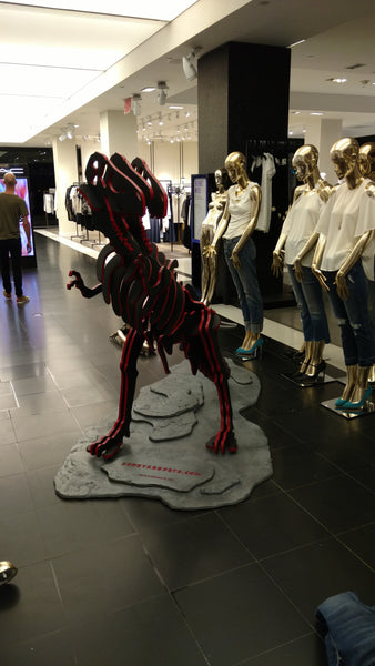 Boneyard Pets in Bloomingdales