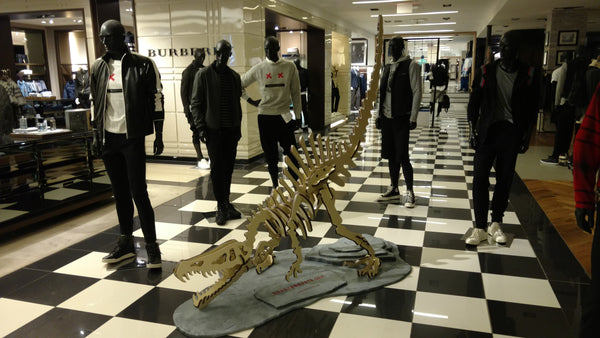 Boneyard Pets in Bloomingdale's