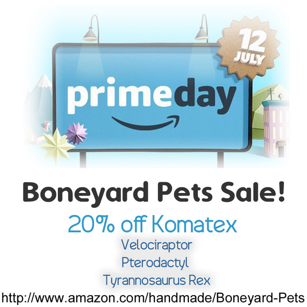 Boneyard Pets on Amazon Prime