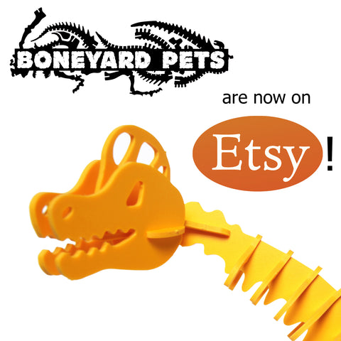 Boneyard Pets on Etsy