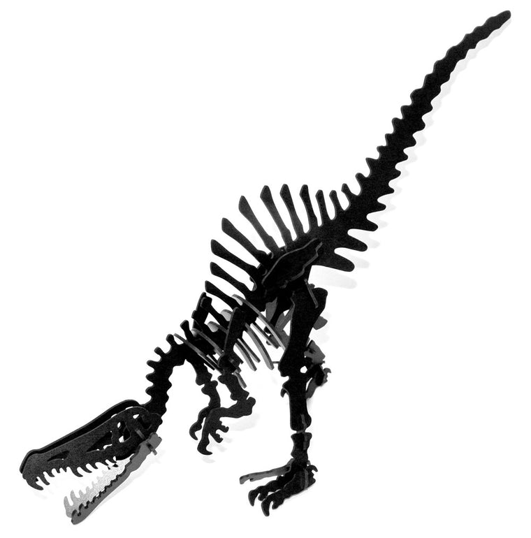 3D Dinosaur Puzzle - Spinosaurus - Komatex PVC - 9 Color Options