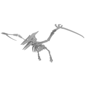 [Standard] 3D Dinosaur Puzzle - Slim the Pterodactyl - 9 Color Options