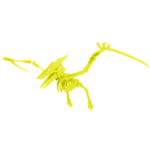 NEW [ HATCHLINGS ] 3D Animal Puzzle Slim the Pterodactyl - 7 Color Options