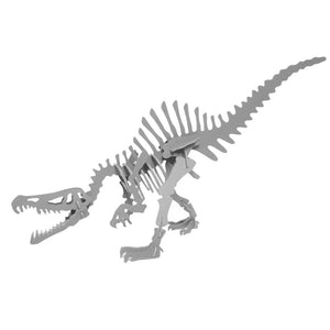[Standard] 3D Dinosaur Puzzle - Spike the Spinosaurus - 9 Color Options