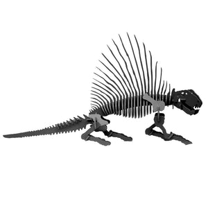 NEW! [STANDARD] 3D Animal Puzzle - Joshua the Dimetrodon - Komatex PVC - 8 Color Options