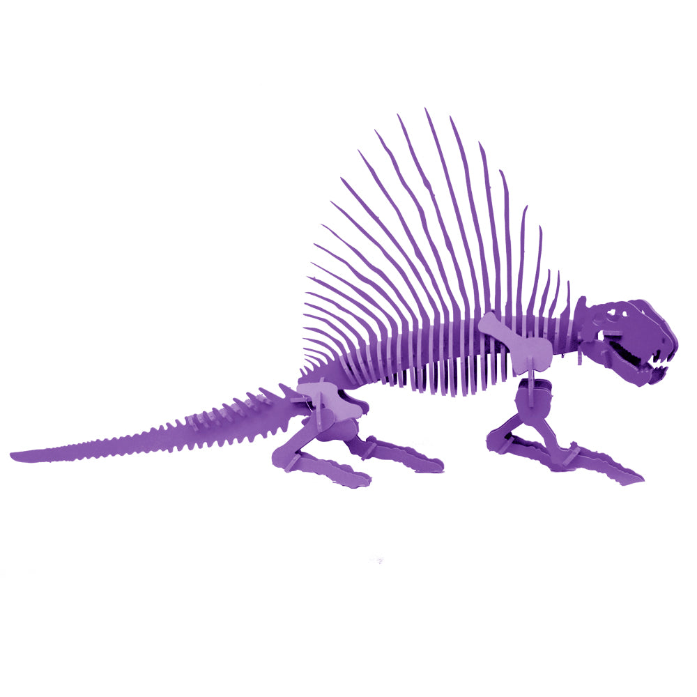 [Standard] 3D Animal Puzzle - Joshua the Dimetrodon - Komatex PVC - 8 Color Options