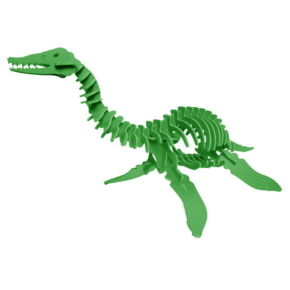 [Standard] 3D Dinosaur Puzzle - Priscilla the Plesiosaurus - 9 Color Options