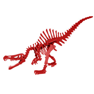 Dinosaur Toys - 3D Puzzle - Red Spinosaurus
