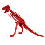[Standard] 3D Dinosaur Puzzle - Larry the Tyrannosaurus Rex - 9 Color Options