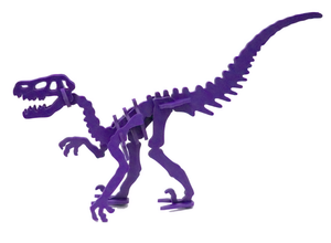 NEW [LITTLE TYKES] 3D Animal Puzzle Moe the Velociraptor - 7 Color Options