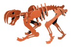MINIATURE! 3D Puzzle - Pinga the Smilodon - 9 Color Options