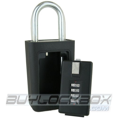 4 Digit Combination Lock Box