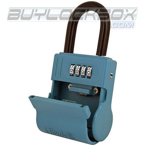 Shurlok-II 4 Number Combination Lock Box