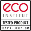 ecoINSTITUT Tested Product (ID 1114-33337-001)