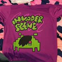 Load image into Gallery viewer, Invader Scene Exclusive Scene Design T-shirts