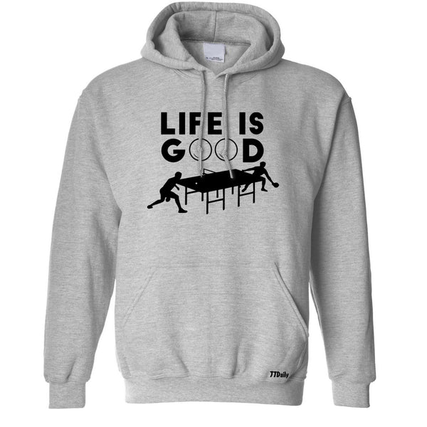 Life Is Good Hoodie