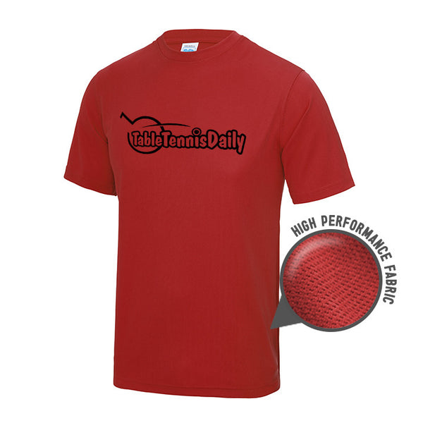 High Performance Training Top (Chest Logo)