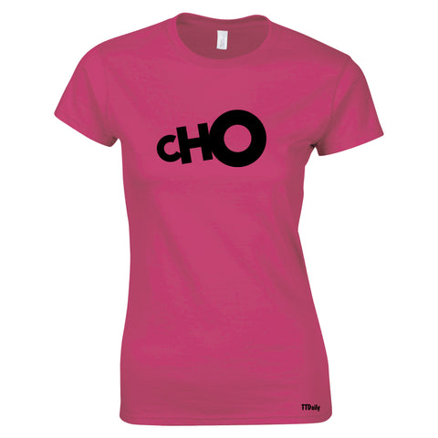 Cho Womens T-Shirt