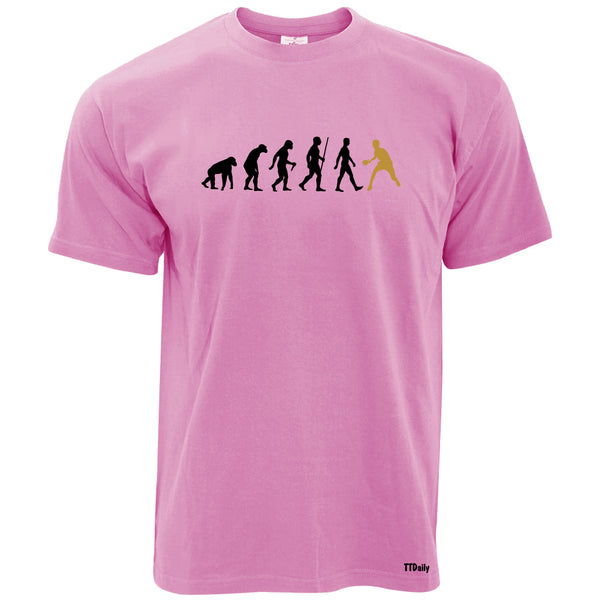 The Evolution of Table Tennis Men's T Shirt