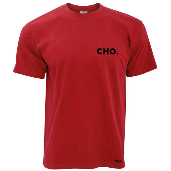 Cho. Mens T-Shirt