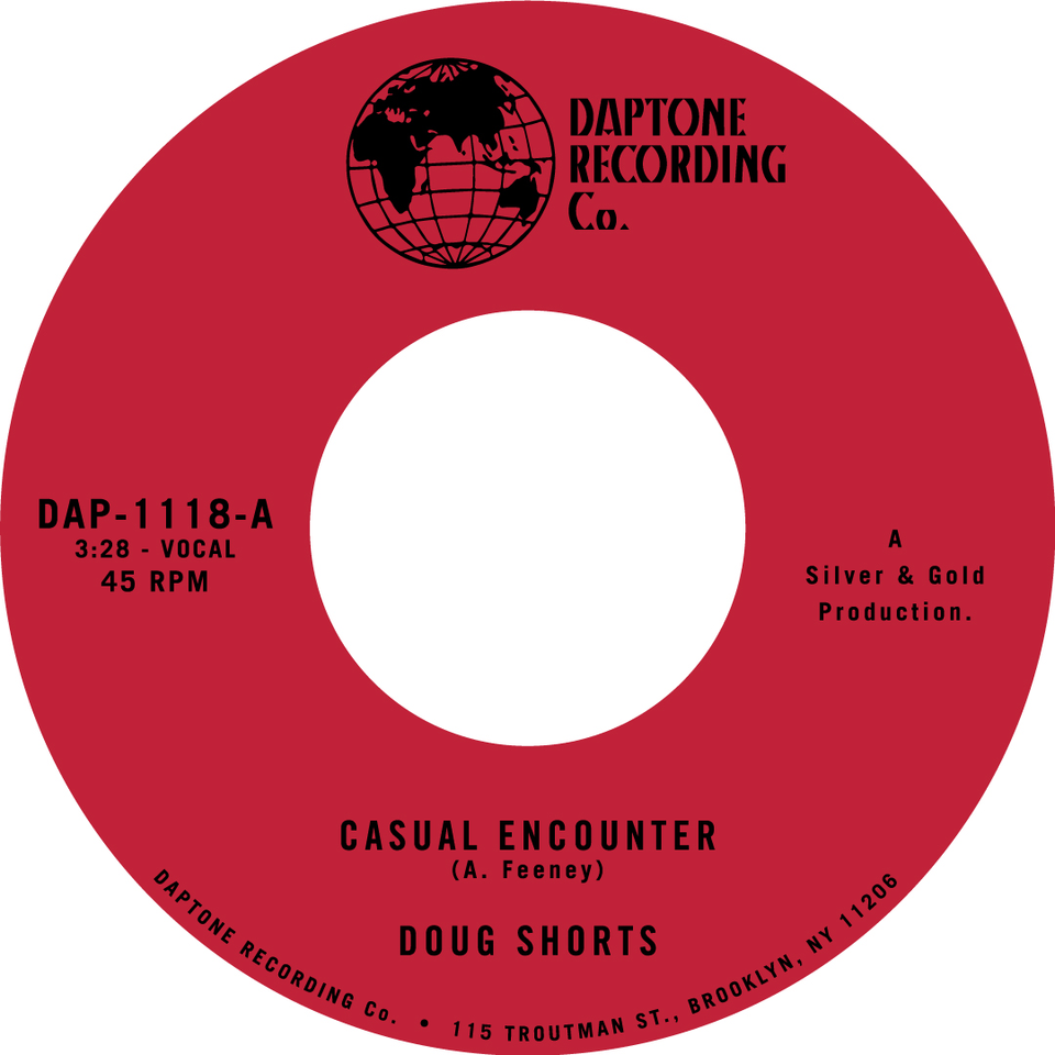 DOUG SHORTS - Casual Encounter b/w Keep Your Head Up