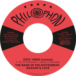 The Band of Enlightenment, Reason & Love - Zota Yinne (version)