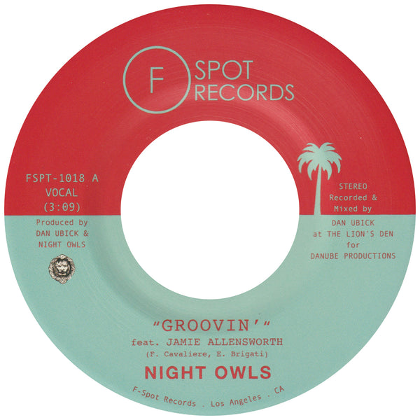NIGHT OWLS - Groovin' (feat. Jamie Allensworth)