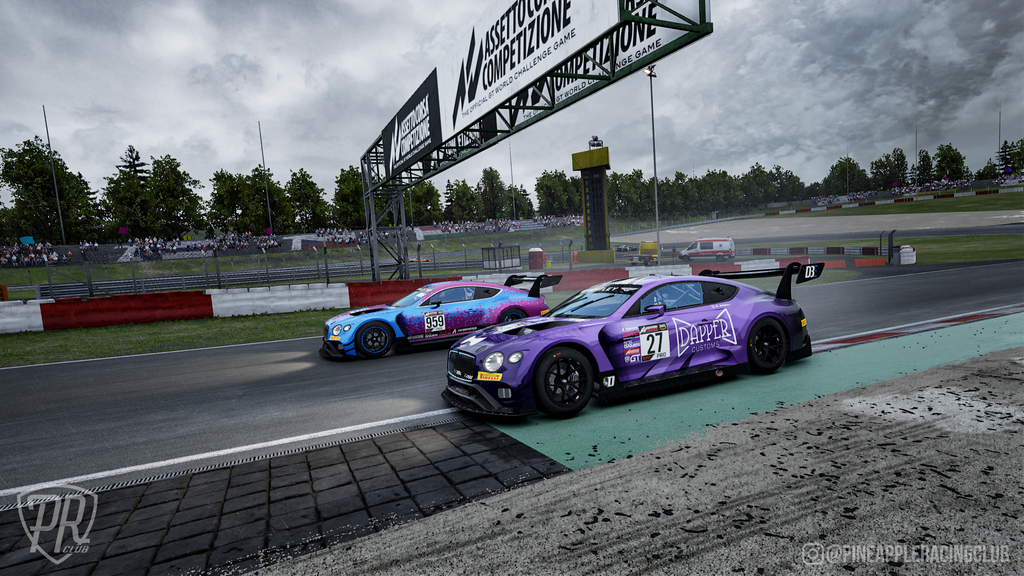 side by side racing
