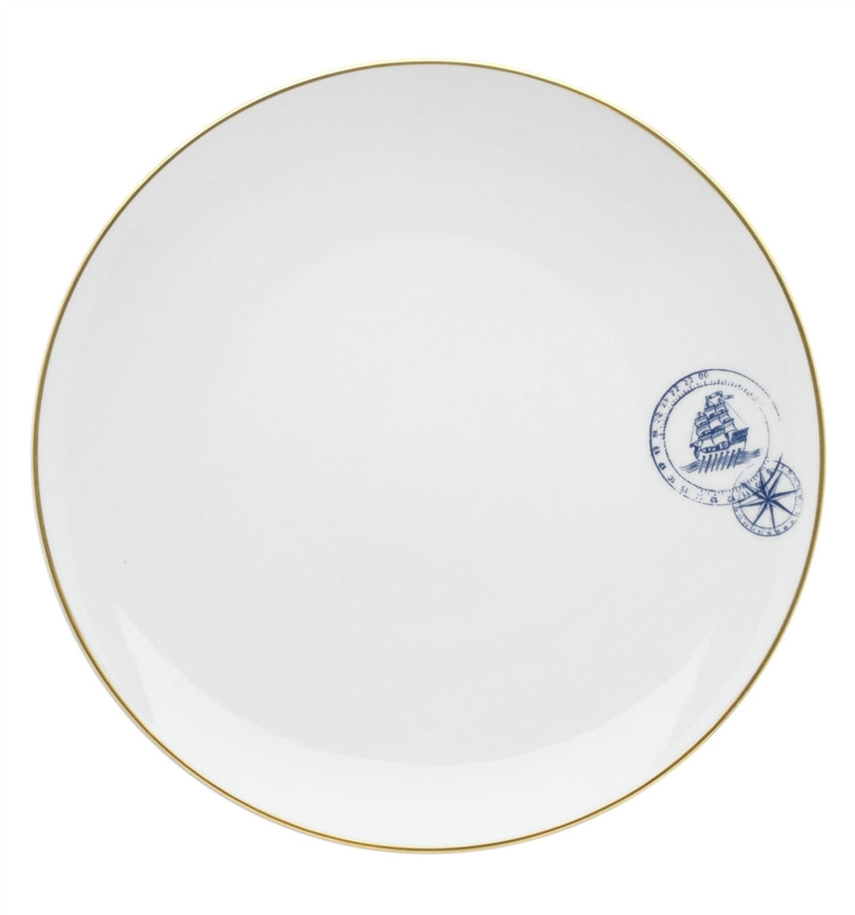 Transatlantica By Vista Allegre Dinner Plate