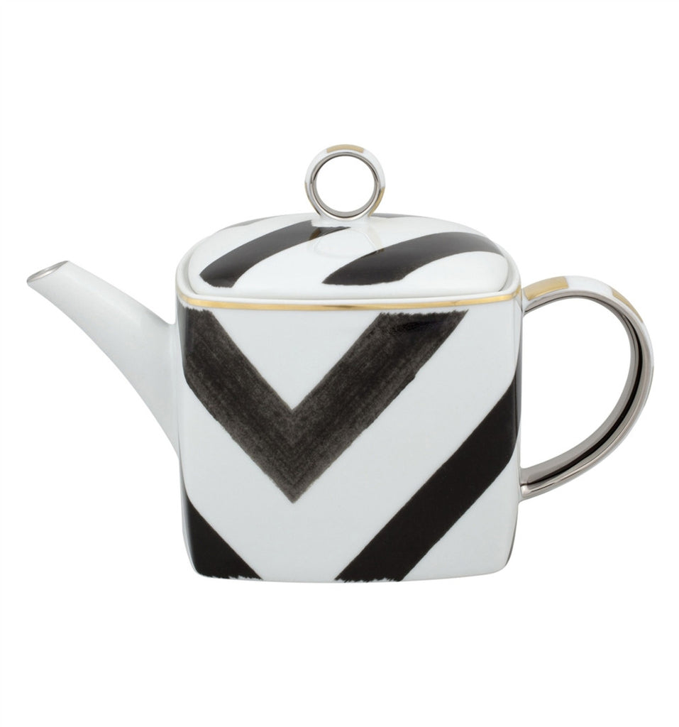 Sol y Sombra By Christian Lacroix for Vista Allegre Teapot