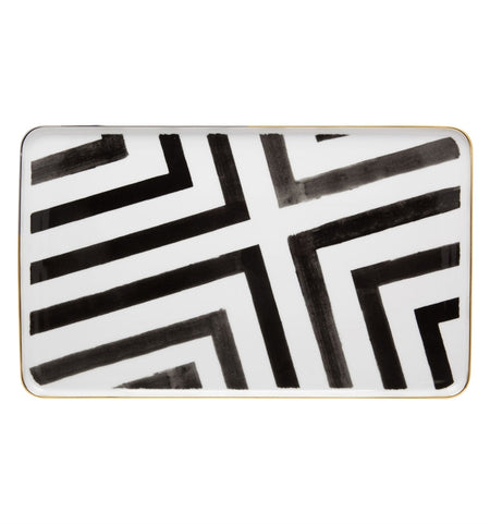 Sol y Sombra By Christian Lacroix for Vista Allegre Rectangular Platter
