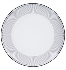 Orquestra Blue Dinner Plate By Vista Alegre