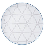 Orquestra Blue Salad Plate By Vista Alegre