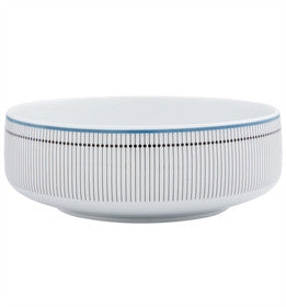 Orquestra Blue Cereal Bowl By Vista Alegre