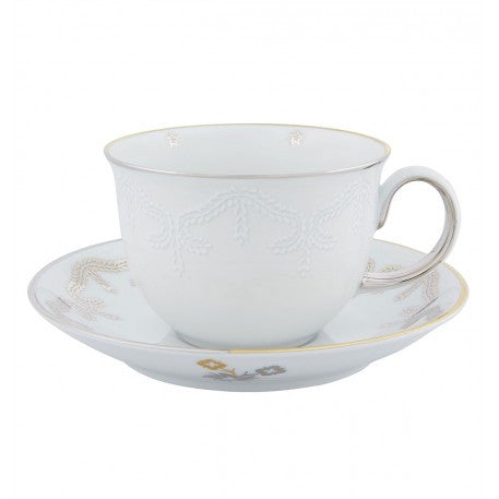 Paseo By Christian Lacroix for Vista Allegre Tea & Saucer