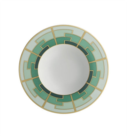 Emerald Soup Bowl By Vista Allegre