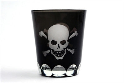 Two's Company Skellington Skull and Crossbones DOF glasses
