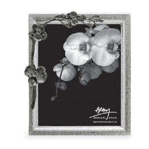 Black Orchid 8x10 Frame By Michael Aram
