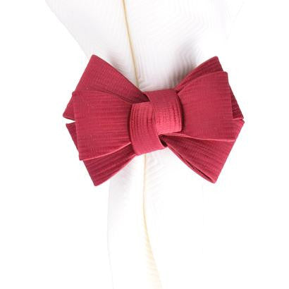 Tuxedo Bow Napkin Ring By Juliska