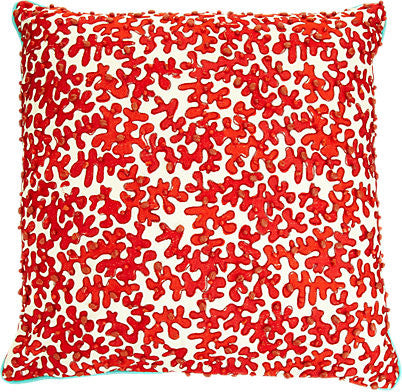 Kim Seybert Odyssey Pillow, Medium