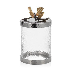Butterfly Ginkgo Small Canister By Michael Aram