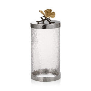 Butterfly Ginkgo Large Canister By Michael Aram