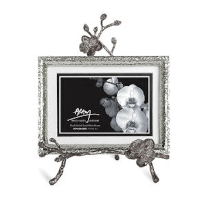Black Orchid Convertible Easel Frame By Michael Aram