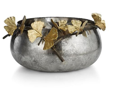 Butterfly Gingko By Michael Aram Centerpiece Bowl