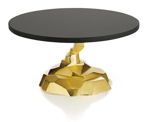 Rock By Michael Aram Cake Stand