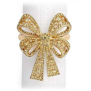Bow Napkin Ring By L'Objet